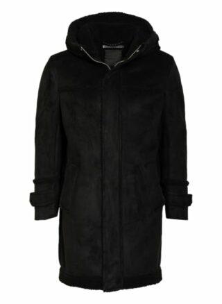 Drykorn Mantel schwarz