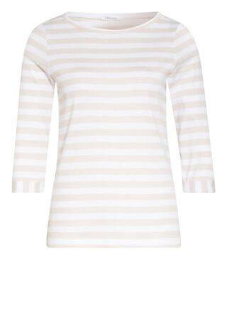 Efixelle Shirt Mit 3/4-Arm beige