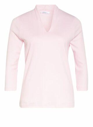 Efixelle Shirt Mit 3/4-Arm rosa