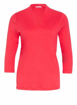 Efixelle Shirt Mit 3/4-Arm rot