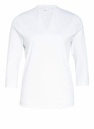 Efixelle Shirt Mit 3/4-Arm weiss