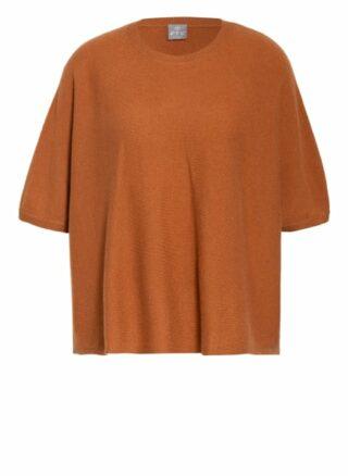 Ftc Cashmere Strickshirt Aus Cashmere braun
