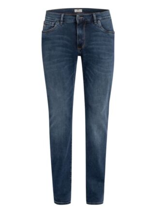 FYNCH-HATTON Durban Straight Leg Jeans Herren, Blau