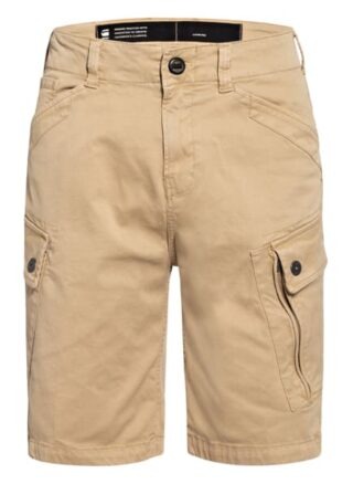 G-Star Raw Roxic Cargo-Shorts Herren, Beige