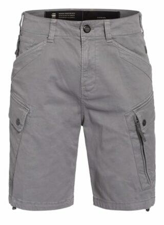 G-Star Raw Cargo-Shorts Roxic grau
