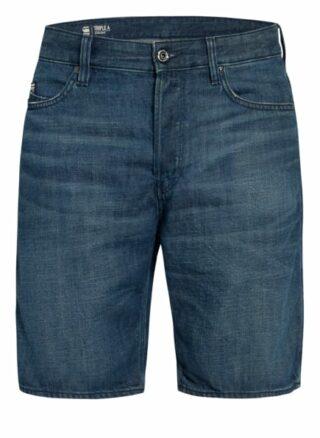 G-Star Raw Triple A Jeans-Shorts Herren, Blau