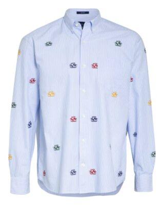 Gant Oxfordhemd Herren, Blau