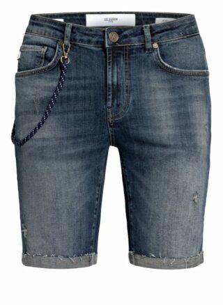 GOLDGARN DENIM Jeans-Shorts Herren, Blau