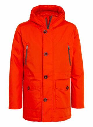 Hackett London Parka orange