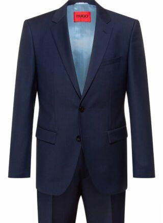 HUGO Jeffery/simmons212 Anzug Herren, Blau