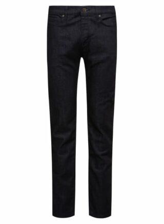 HUGO 708 Straight Leg Jeans Herren, Blau