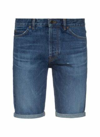 HUGO 634/S Jeans-Shorts Herren, Blau
