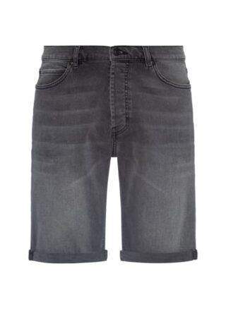 HUGO 634/S Jeans-Shorts Herren, Grau