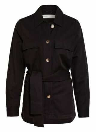 Inwear Overshirt Ailalw schwarz