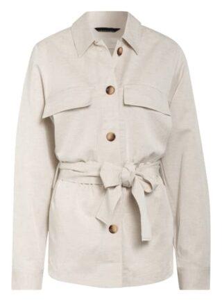 Inwear Overshirt Ailalw weiss