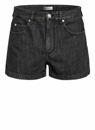 Isabel Marant Jeans-Shorts Jacken schwarz