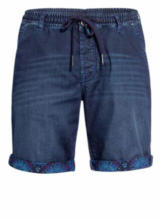 JACOB COHEN j6154 Jeans-Shorts Herren, Blau