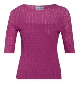 Joseph Ribkoff Strickshirt Mit 3/4-Arm pink