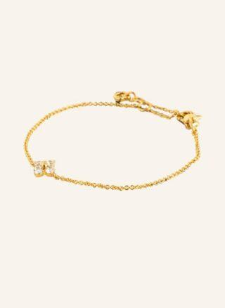 Kate Spade New York Armband Miosotis gold
