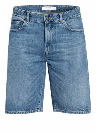 Lacoste Jeans-Shorts Herren, Blau