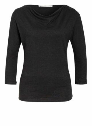 Lanius Shirt Mit 3/4-Arm schwarz