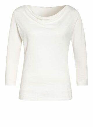 Lanius Shirt Mit 3/4-Arm weiss