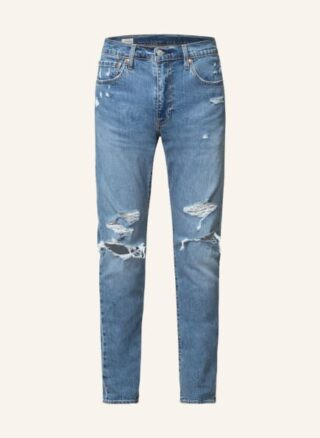 Levis Jeans 512 Tapered Jeans Herren, Blau
