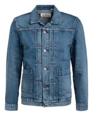Levi's® Jeansjacke Type Ii blau