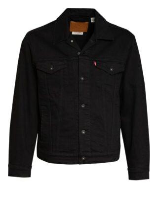 Levi's® Jeansjacke schwarz