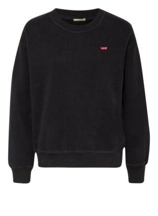 Levi's® Sweatshirt schwarz
