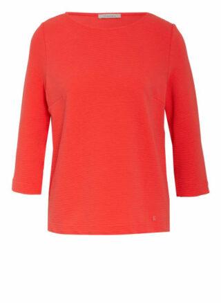 Lilienfels Shirt Mit 3/4-Arm rot