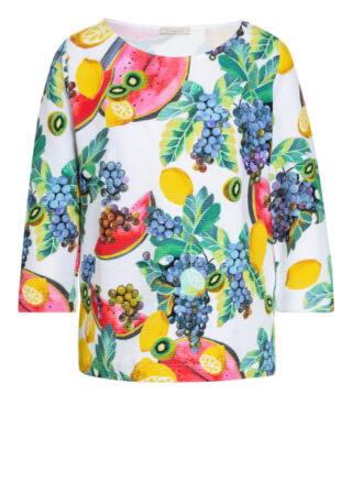 Lilienfels Shirt Mit 3/4-Arm weiss