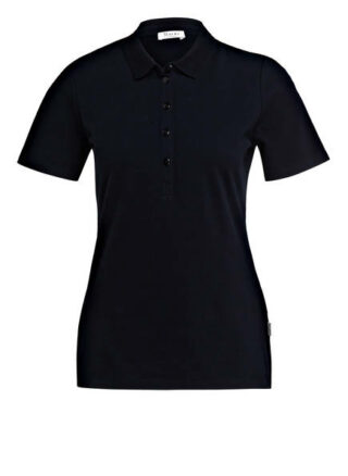 maerz muenchen Piqué-Poloshirt Damen, Blau