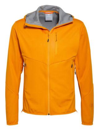 Mammut Softshell-Jacke Ultimate Vi orange