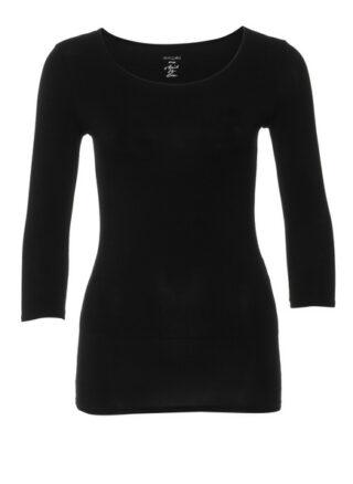 Marc Cain Shirt Mit 3/4-Arm schwarz