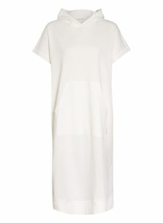 Marc O'polo Hoodie-Kleid weiss