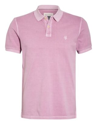 Marc O'Polo Piqué-Poloshirt Herren, Pink