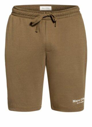 Marc O'Polo Shorts Herren, Braun