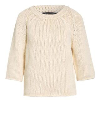 Marc O'polo Pullover Mit 3/4-Arm weiss