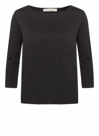 Marc O'polo Shirt Mit 3/4-Arm schwarz