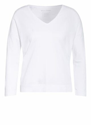 Marc O'polo Shirt Mit 3/4-Arm weiss