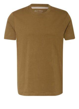 Marc O'Polo T-Shirt Herren, Braun