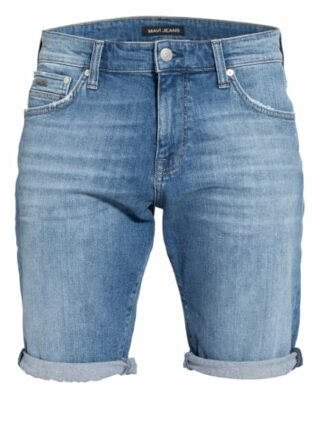 mavi Tim Jeans-Shorts Herren, Blau