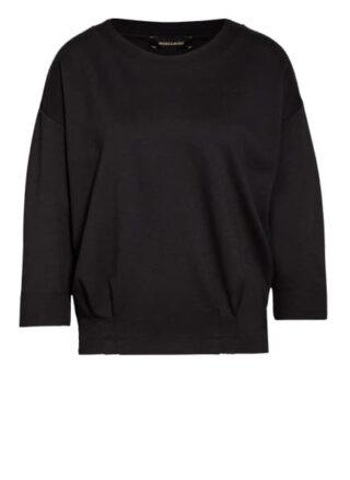 More & More Sweatshirt Mit 3/4-Arm schwarz