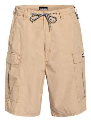 Napapijri Hanakapi Cargo-Shorts Herren, Beige