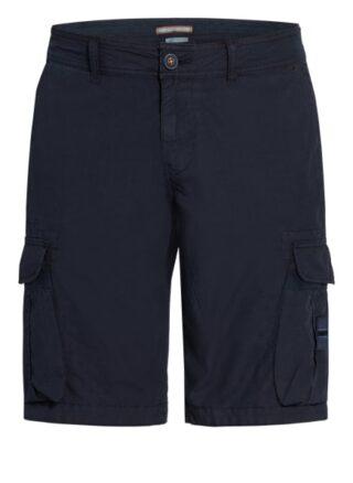 Napapijri Cargo-Shorts Nori blau