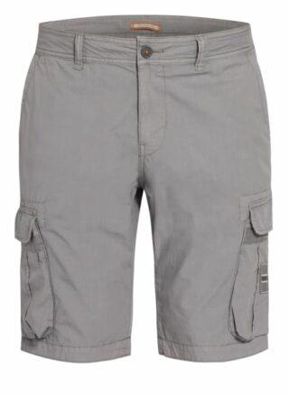 Napapijri Cargo-Shorts Nori grau