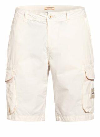Napapijri Nori Cargo-Shorts Herren, Weiß