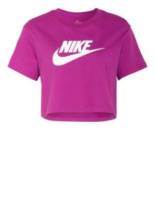 Nike Cropped-Shirt Sportswear Essential pink