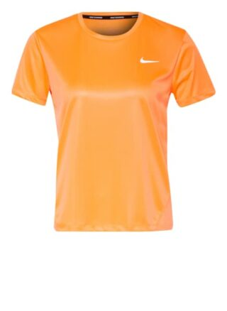 Nike Laufshirt Miler orange